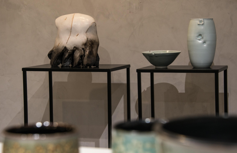 Galerie Barina - Charles HAIR - Anne BULLIOT