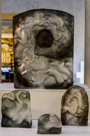 Galerie Barina - Pâte de verre