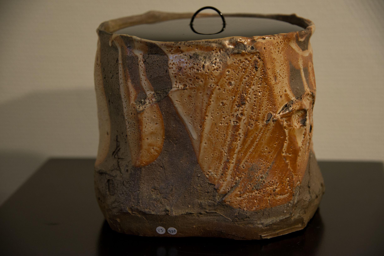 Galerie Barina - Grès cuisson bois
