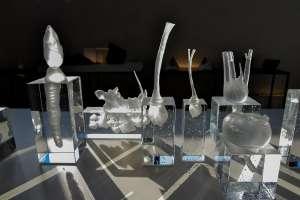 Galerie Barina - Pâte de verre et ardoise